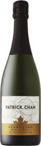Patrick Chan Sparkling Blanc De Blancs 2011, VQA Twenty Mile Bench, Niagara Escarpment Bottle