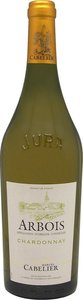 Marcel Cabelier Arbois Chardonnay 2015 Bottle