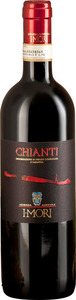 I Mori Chianti 2016 Bottle