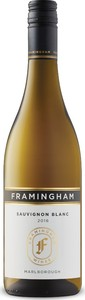 Framingham Sauvignon Blanc 2016, Marlborough, South Island Bottle