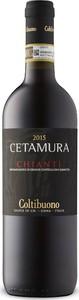 Coltibuono Cetamura Chianti 2015 Bottle