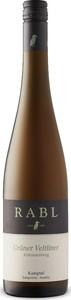 Rabl Kittmansberg Grüner Veltliner 2016, Dac Kamptal Bottle