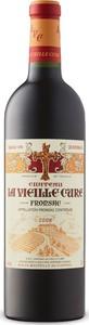 Château La Vieille Cure 2008, Ac Fronsac Bottle