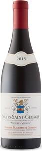 Machard De Gramont Vieilles Vignes Nuits Saint Georges 2015, Ac Bottle