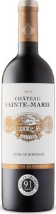 Chateau Sainte Marie Alios 2014 Bottle