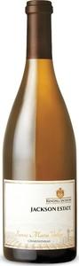 Jackson Estate Chardonnay 2015, Santa Barbara County Bottle