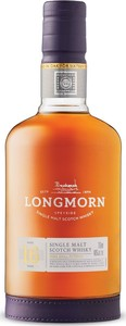 Longmorn 16 Year Old Speyside Single Malt Scotch Whisky, Unchillfiltered Bottle