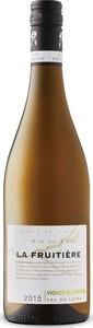 Domaine De La Fruitière Vignes Blanches 2015, Igp Val De Loire Bottle