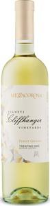 Cliffhanger Pinot Grigio 2016, Doc Trentino Bottle