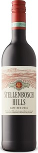 Stellenbosch Hills Cape Red 2016, Wo Stellenbosch Bottle