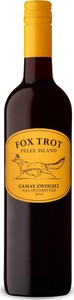 Pelee Island Winery Fox Trot Gamay Noir Zweigelt 2016, Lake Erie North Shore Bottle