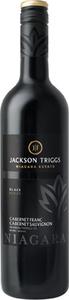 Jackson Triggs Black Series Cab Franc Cab Sauv. 2016, VQA Niagara Peninsula Bottle