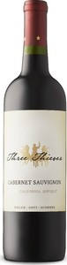 Three Thieves Cabernet Sauvignon 2016 Bottle