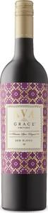Ava Grace Red Blend Bottle