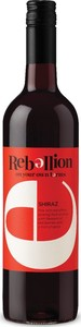 Rebellion Shiraz Bottle