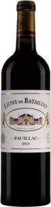 Lions De Batailley 2014, Pauillac Bottle
