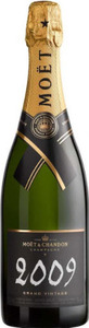 Moët & Chandon Grand Vintage Brut Champagne 2009, Ac Bottle