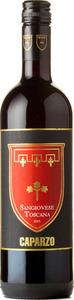Caparzo Sangiovese 2016, Toscana  Bottle