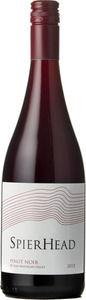 Spierhead Winery Pinot Noir 2016, VQA Okanagan Valley Bottle
