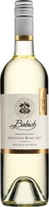 Babich Marlborough Sauvignon Blanc 2017 Bottle