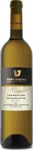 Teperberg Impressions Sauvignon Blanc Chardonnay 2017 Bottle