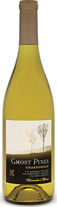 Ghost Pines Winemaker's Blend Chardonnay 2015, Sonoma/Monterey/Napa Counties Bottle