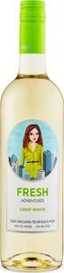 Fresh Adventures Crisp White 2016 Bottle