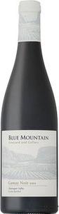 Blue Mountain Gamay Noir 2016, VQA Okanagan Valley Bottle