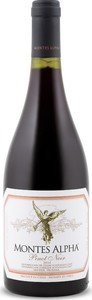 Montes Alpha Pinot Noir 2015, Do Anconcagua Coast Bottle