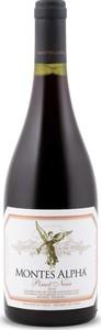 Montes Alpha Pinot Noir 2015, Do Anconcagua Coast Bottle