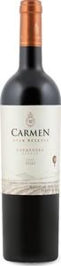 Carmen Gran Reserva Carmenere El Penasco Vineyard 2015, Valle Del Rapel Bottle