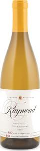 Raymond Reserve Chardonnay 2015 Bottle