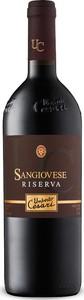 Umberto Cesari Riserva Sangiovese Di Romagna 2014, Doc Bottle