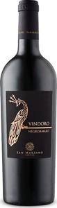 San Marzano Vindoro Negroamaro 2014, Igp Salento Bottle