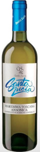 Santa Lucia Ansonica Maremma Toscana 2016 Bottle