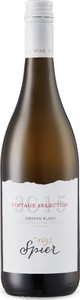 Spier Vintage Selection Chenin Blanc 2015, Wo Swartland Bottle