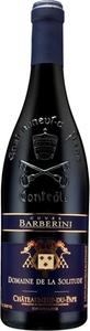 Domaine De La Solitude Cuvée Barberini Châteauneuf Du Pape 2013, Ac Bottle