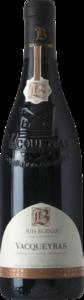 Louis Bernard Vacqueyras 2015, Ap Bottle
