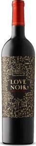 Love Noir Satin Red 2014 Bottle