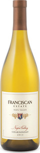 Franciscan Chardonnay 2015, Napa Valley Bottle