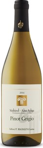 Kellerei St. Magdalena Pinot Grigio 2016, Doc Südtirol   Alto Adige Bottle