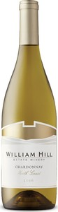 William Hill North Coast Chardonnay 2016 Bottle