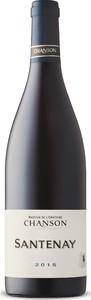 Chanson Père & Fils Santenay 2015, Ac Bottle