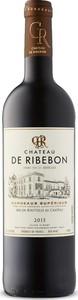 Château De Ribebon 2015, Ac Bordeaux Supérieur Bottle