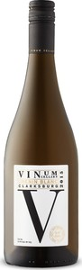 Vinum V Series Chenin Blanc 2015, Clarksburg, Sacramento Valley Bottle