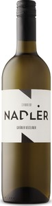 Weingut Nadler Grüner Veltliner 2016, Carnuntum Bottle