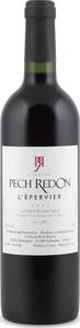 Château Pech Redon La Clape L'épervier 2014, Ac Bottle