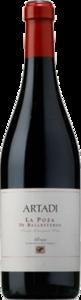 Artadi La Poza De Ballesteros 2015, Vino De Mesa Bottle