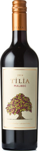 Tilia Malbec 2017, Mendoza Bottle