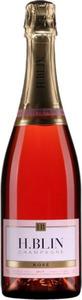H. Blin Rosé Champagne Bottle
